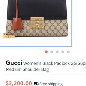 Gucci Padlock